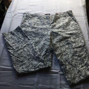 Willi Smith Slack Size 14 Plus Item L8